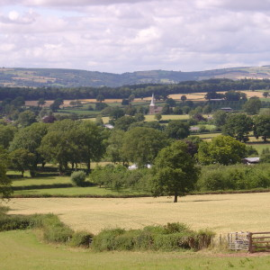 View from Gorsty Hill