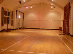 Kimbolton Badminton Court