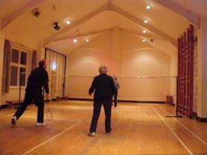 Kimbolton Badminton Match