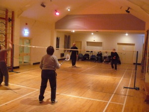 Kimbolton Badminton Thursday Night